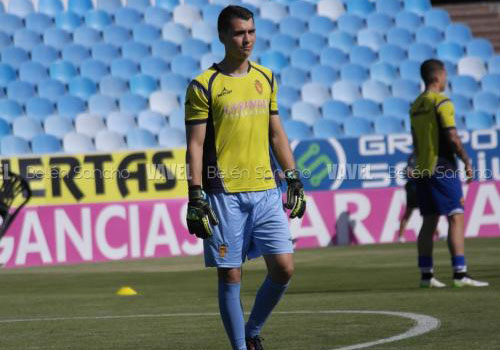 Aitor Chueca - Real Zaragoza Deportivo Aragón