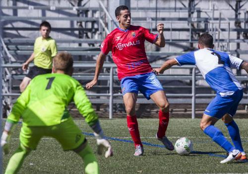 Franco Gauna Club Deportivo Teruel