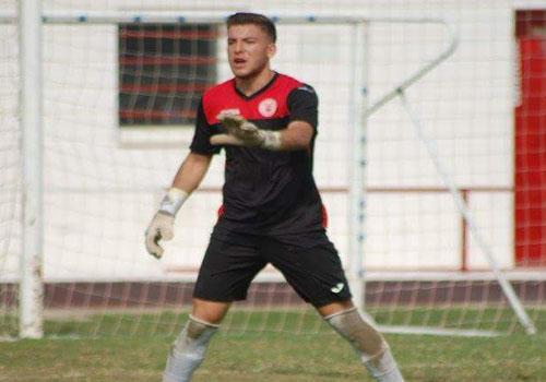 Iván Villanueva Porter AD Ceuta
