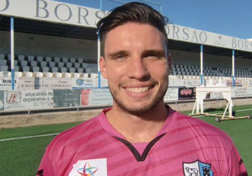 juanjo San Pedro Sociedad Deportiva Borja