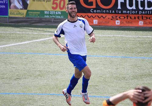 Rubén Rodriguez Club Deportivo Alcala