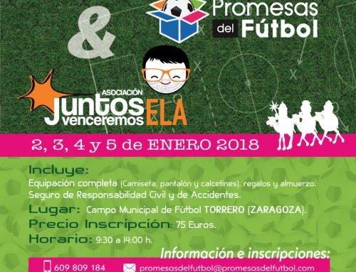 Clinic Portero&Delantero- Promesas del Fútbol Zaragoza