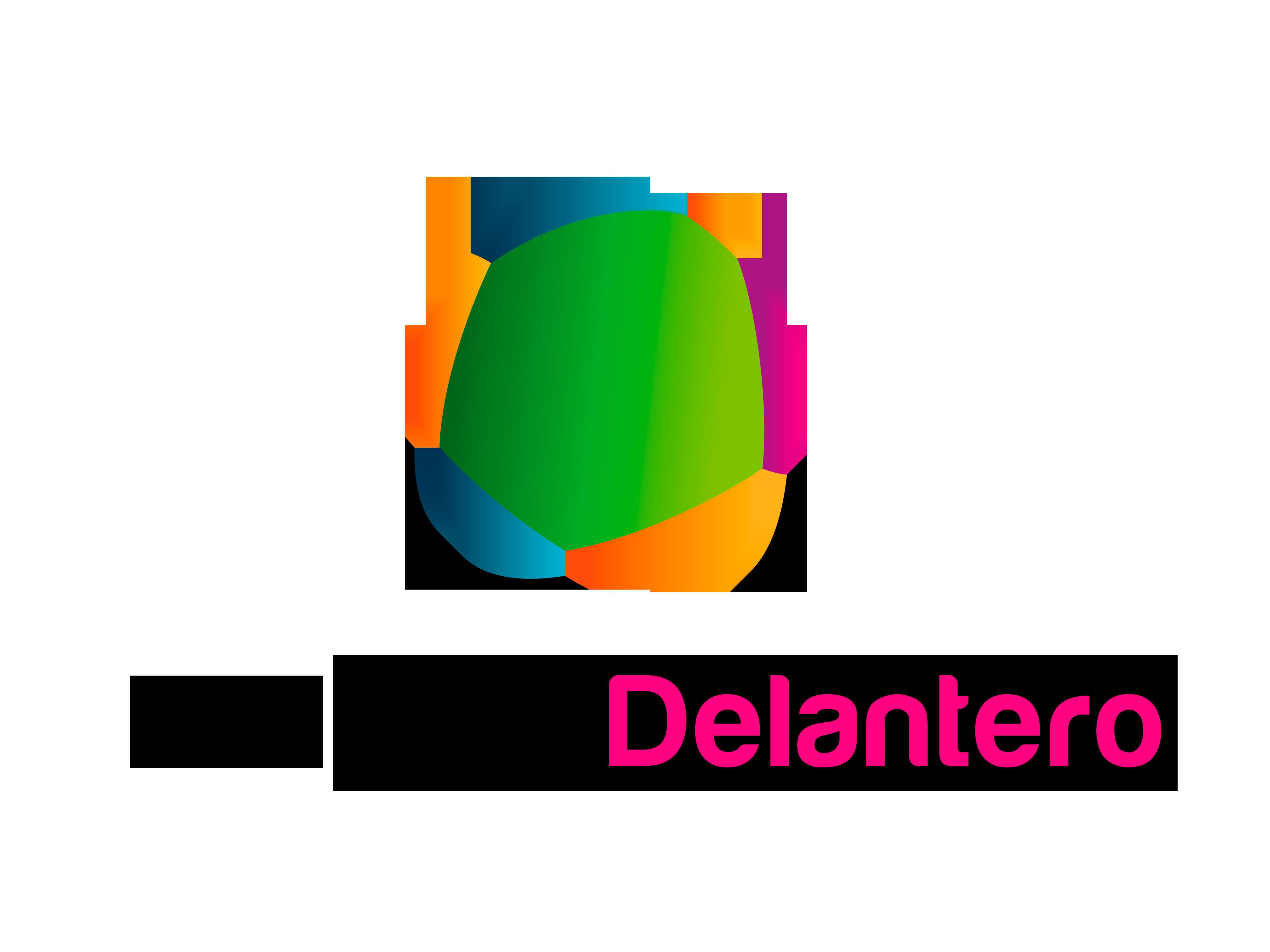 Portero&Delantero explicación del logo