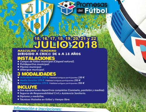 Campus Graus Fútbol y Naturaleza